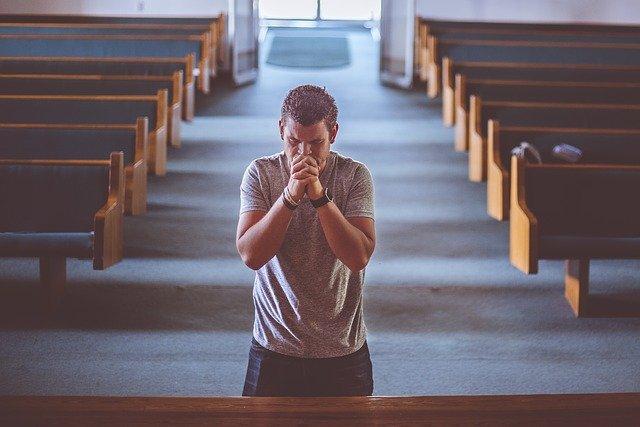 Oração Para Ele Pensar Em Mim